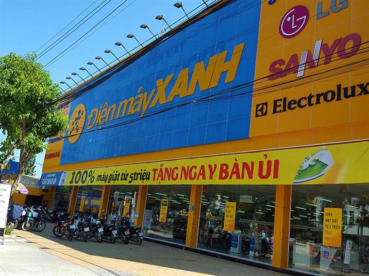 Điện Máy Xanh Ninh Bình Khai Trương Khuyến Mãi Lớn - V.A ...