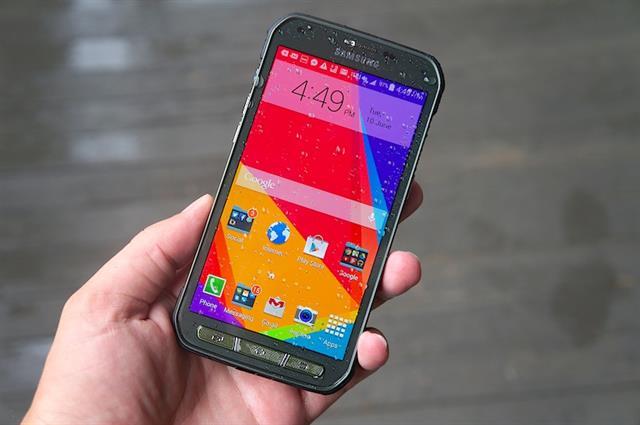 Đánh giá Galaxy S5 Active, chiến binh