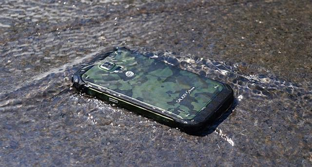 Galaxy S5 Active rất thích