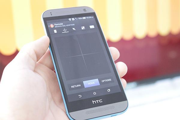 3 bước sử dụng smartphone Android điều khiển TV