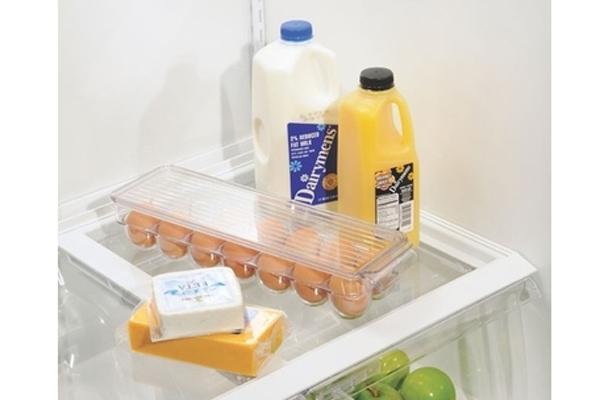 Dự trữ trứng trong hộp đựng riêng biệt
