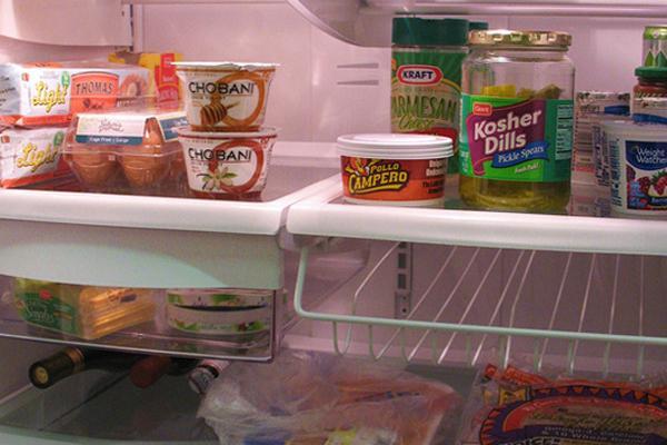 Tập trung các loại thực phẩm có cùng tính chất để bảo quản dễ hơn