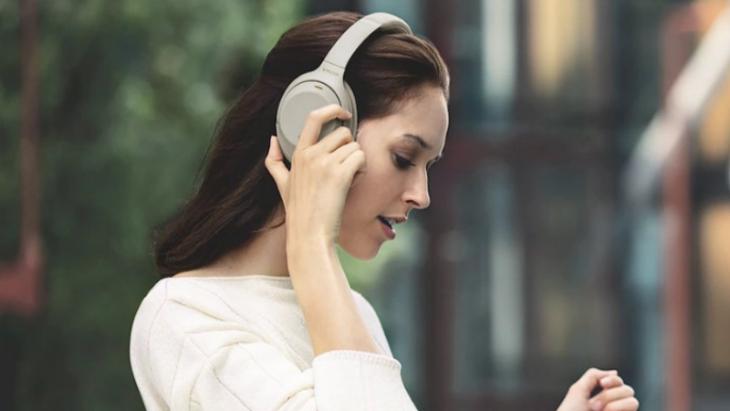 máy nghe nhạc