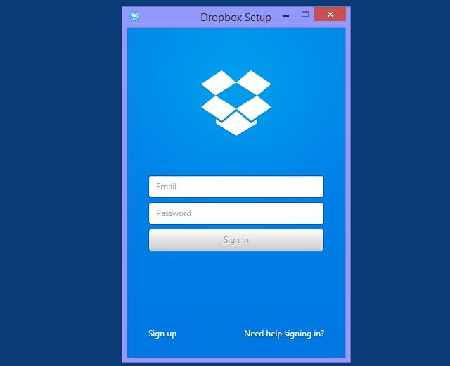 Hướng dẫn cách cài đặt và sử dụng Dropbox cho người mới