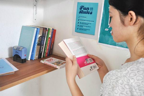 Đọc sách khiến tinh thần bạn thoải mái