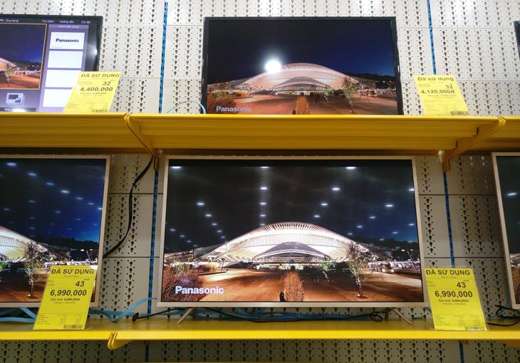 Kinh nghiệm chọn mua tivi cũ