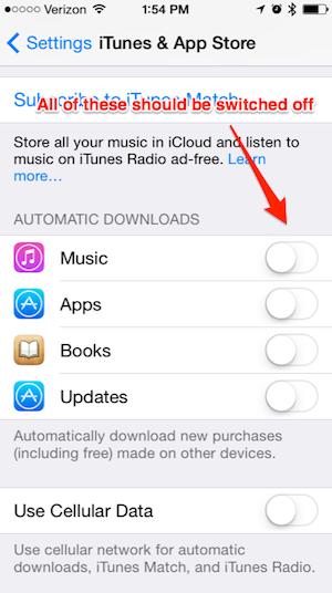 tăng tốc cho iPhone