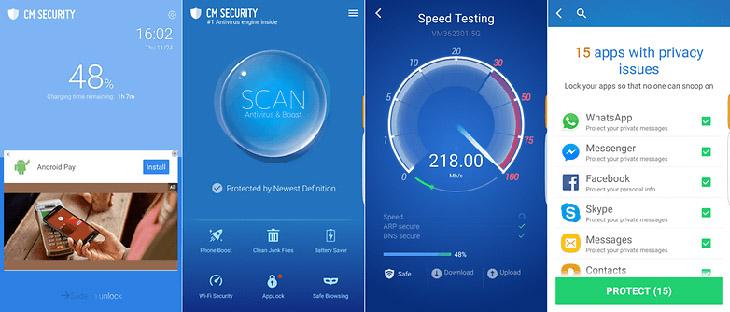 5 ung dung diet virus tot nhat cho android 2 - Top 10 Ứng Dụng Diệt Virus Trên Android Tốt Nhất - Hiệu Quả Nhất Trong Năm 2020 Này