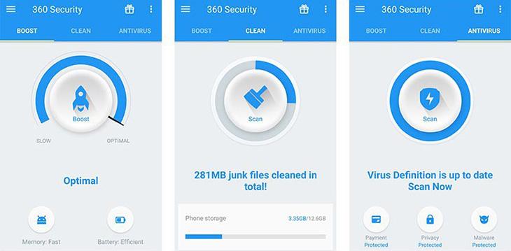 5 ung dung diet virus tot nhat cho android 8 - Top 10 Ứng Dụng Diệt Virus Trên Android Tốt Nhất - Hiệu Quả Nhất Trong Năm 2020 Này