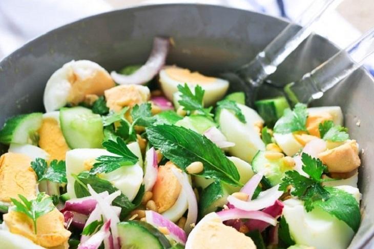 Salad dưa leo giảm cân hiệu quả