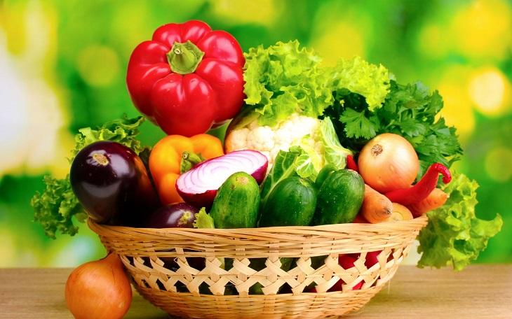 Mẹo bảo quản rau củ tươi lâu dùng trong mùa Tết này