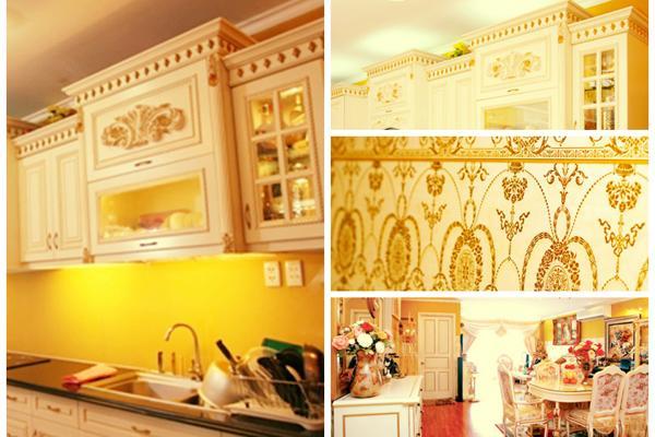 Châu Âu thu nhỏ trong nhà bếp nữ giám khảo xinh đẹp Thúy Hạnh