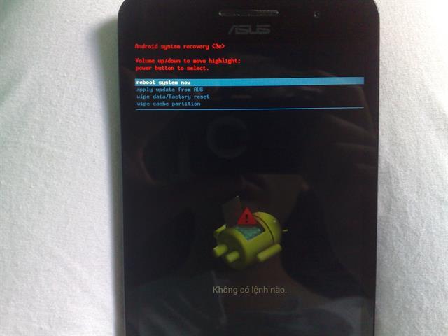 Cách vào chế độ Recovery trên hầu hết máy Android