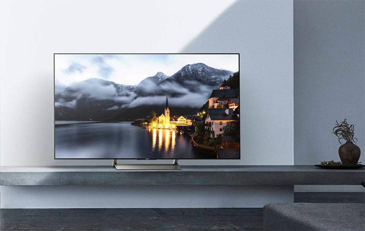 Smart Tivi Sony 4K 49 inch KD-49X9000E