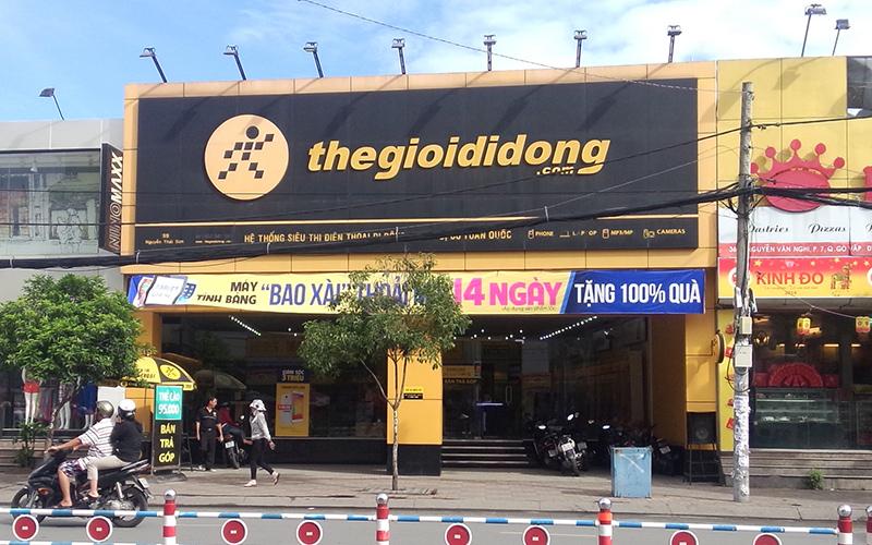 199 Nguyễn Thái Sơn, P.7, Q. Gò Vấp, TP. HCM