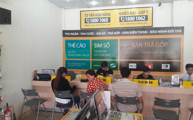 Số 581 Trần Phú , P.B'lao , TP.Bảo Lộc , T.Lâm Đồng