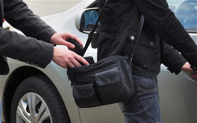 Điện thoại rất dễ bị mất cắp