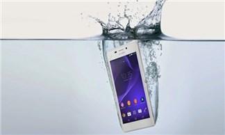 Sony tung smartphone giá tốt có thời gian ngâm nước gần như vô hạn