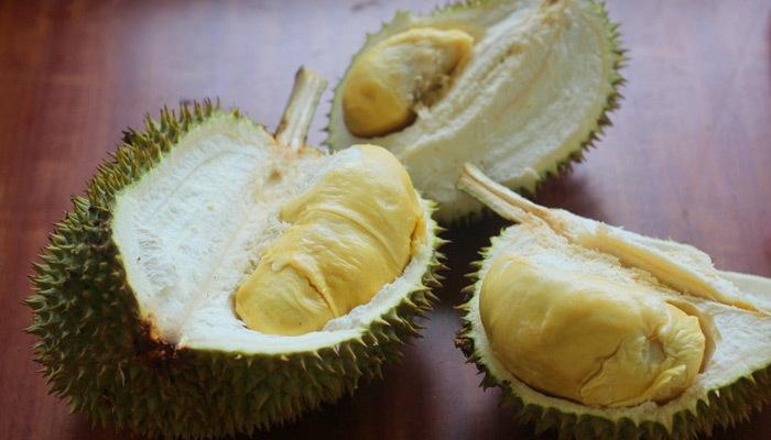 Sầu riêng là loại trái cây rất giàu năng lượng