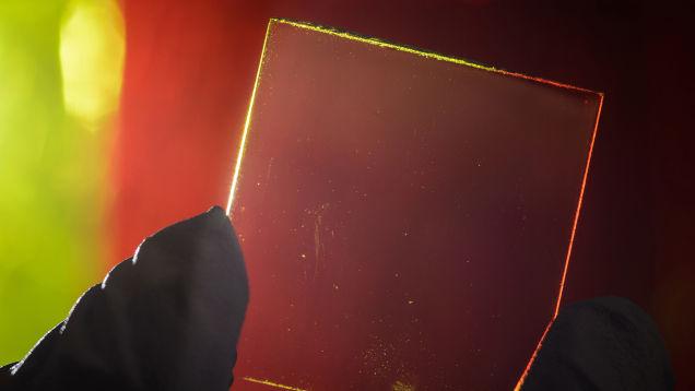 Ngắm nhìn viên pin đặc biệt sạc bằng năng lượng mặt trời