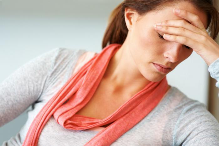 Cuộc sống hôn nhân không hạnh phúc dễ dẫn đến stress