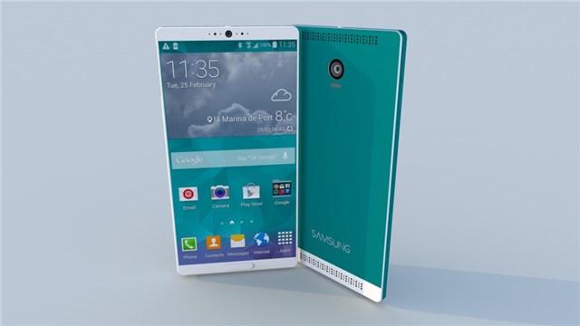 Samsung lần đầu để lộ thiết kế Note 4 trong video quảng cáo