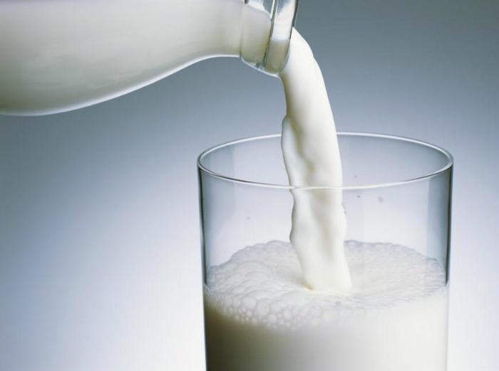Uống quá nhiều sữa cũng không tốt