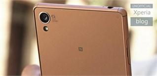 Sony Xperia lộ ảnh báo chí với màu mới tuyệt đẹp