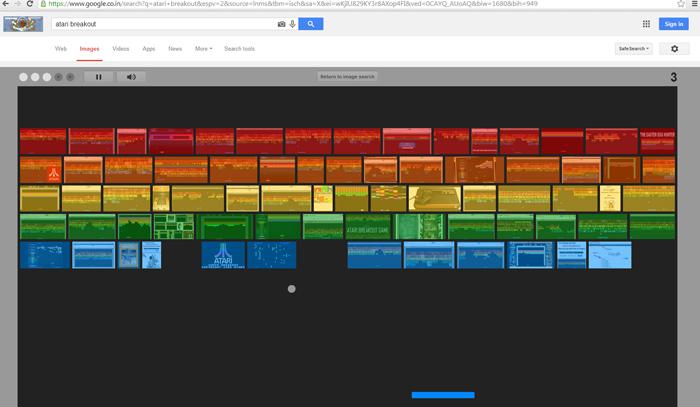 Xả stress với Google Image