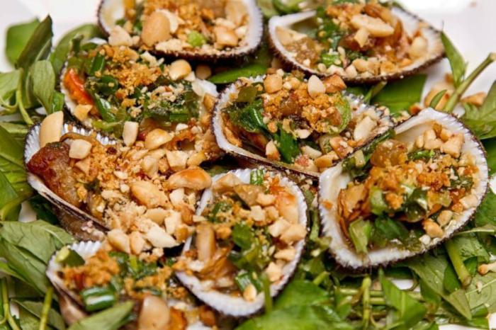 Hải sản là món ăn khoái khẩu của Cự Giải