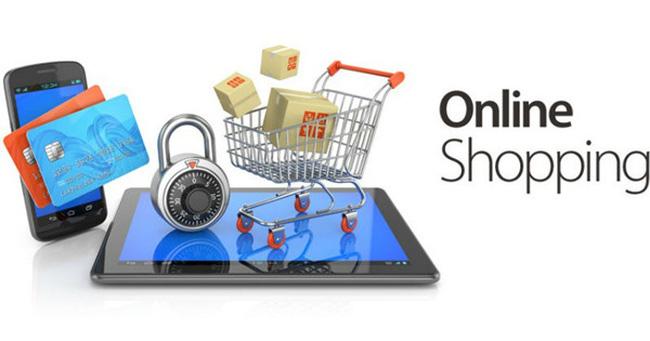 mua sắm online