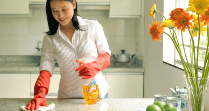 dịch vụ vệ sinh Nha Trang uy tín