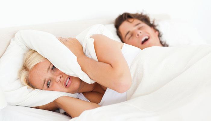 Ngáy có thể làm ảnh hưởng đến người khác