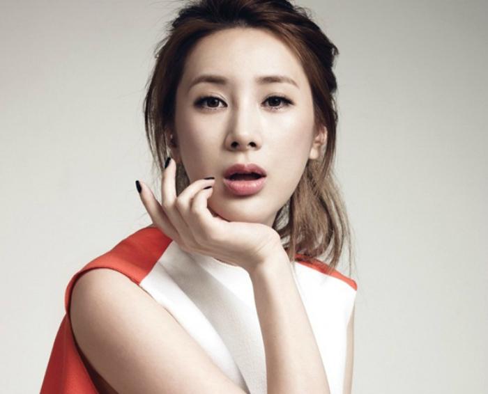 Chuối giúp cho Seo In Young có được một vóc dáng thon thả