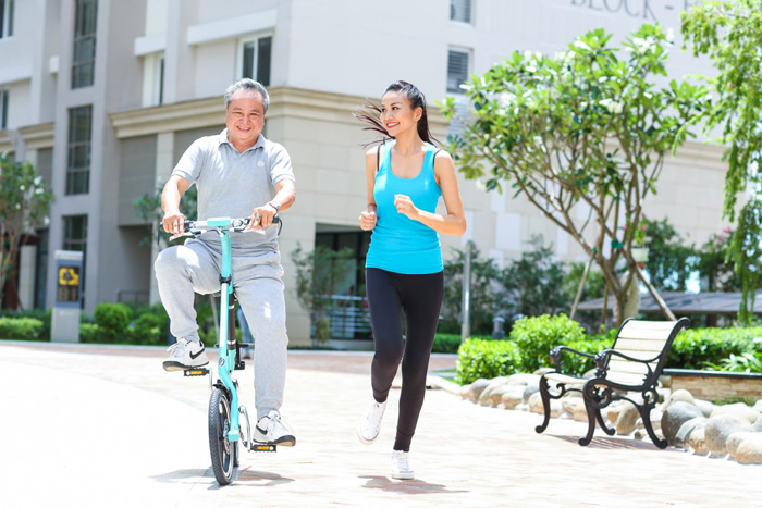 Chạy bộ làm giảm nguy cơ mắc bệnh tim