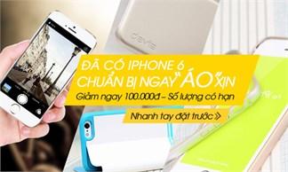 Ốp lưng Iphone 6 đã về Thegioididong.com!