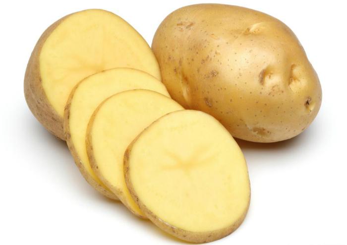 Khoai tây làm dịu vết thương rất hiệu quả