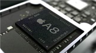 """Cận cảnh """"bộ não"""" A8 và camera iSight trên iPhone 6"""