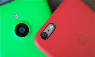 iPhone 6 Plus và Lumia 1520 cùng thi tài chụp ảnh