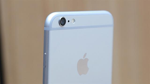 Camera trên iPhone 6 Plus
