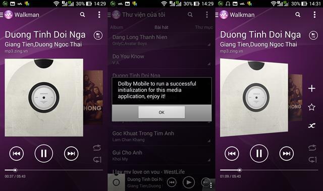 Mang công nghệ mã hóa âm thanh Dolby lên Asus Zenfone