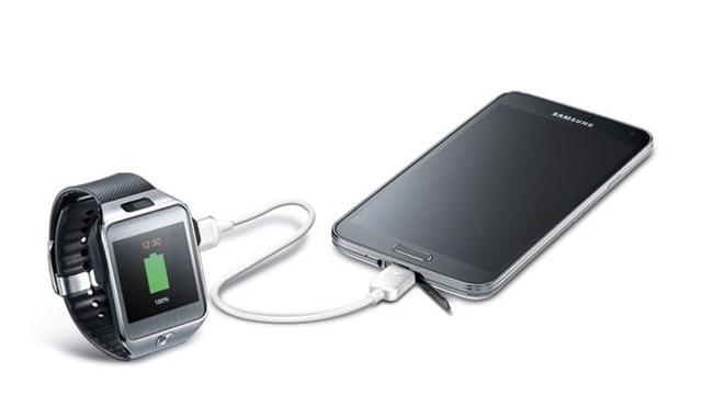 Smartphone Samsung có thể