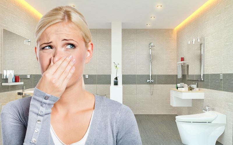 nguyên nhân gây ra mùi hôi của bể phốt