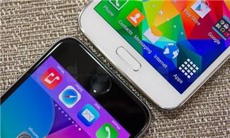iPhone 6 đọ tốc độ với Galaxy S5, ai nhanh hơn?