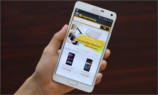 Đánh giá Galaxy Note 4 - Xứng danh siêu phẩm Á châu