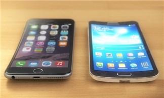 iPhone 6 với thiết kế cong đọ dáng cùng Galaxy Round