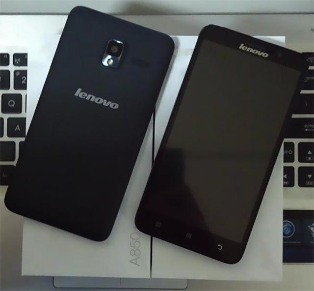 Lenovo A850+ có giá cực rẻ