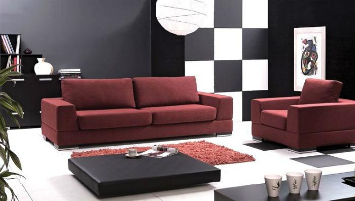 Sử dụng ít đồ nội thất để tiết kiệm diện tích