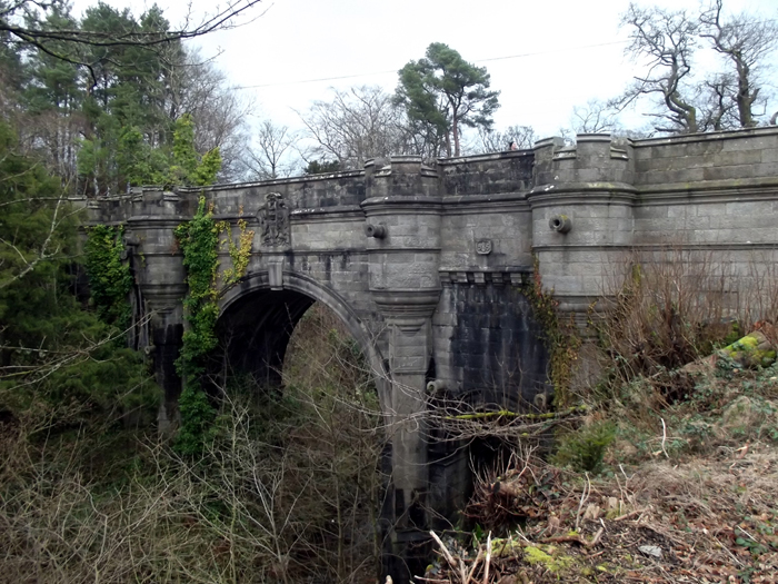 Cầu Overtoun tại Scotland, Anh Quốc