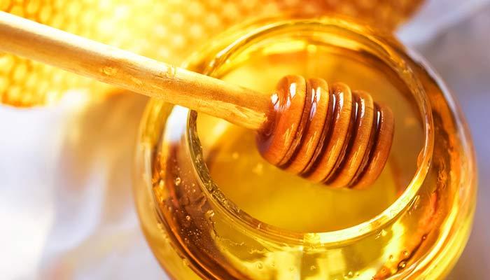 Mật ong là thần dược cho sắc đẹp